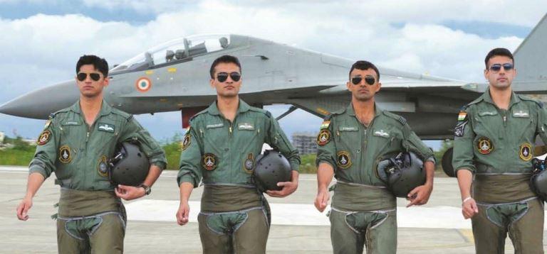 IAF Pilot