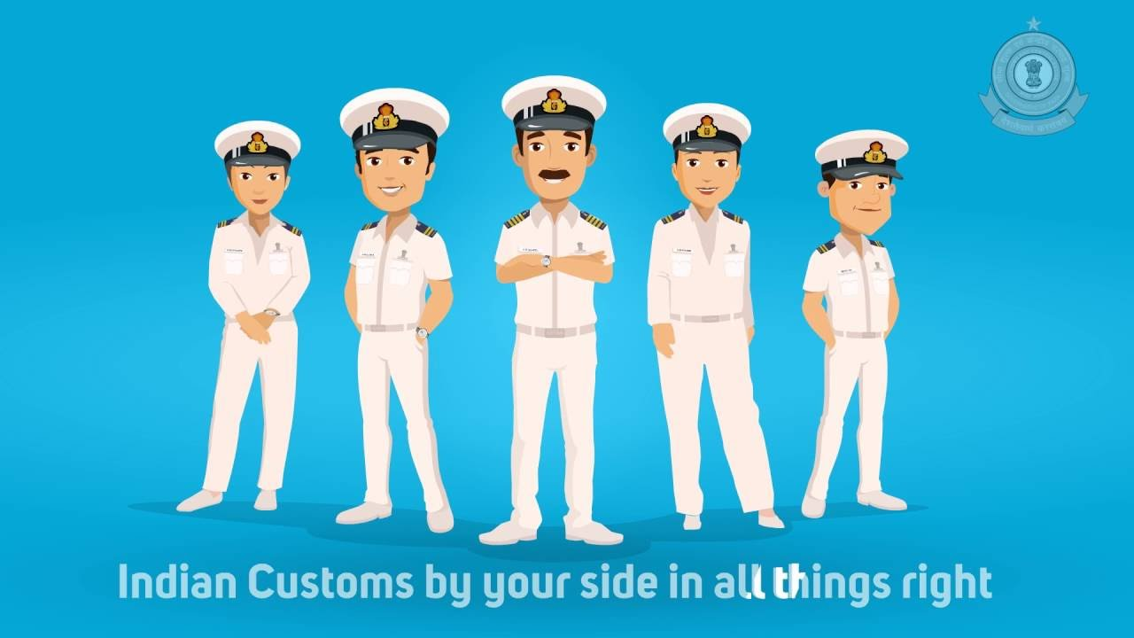 How to Become Customs Officer in India